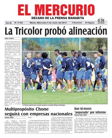 dda20475c835d Mercurio miércoles 5 de junio de 2013 by Diario El mercurio - issuu