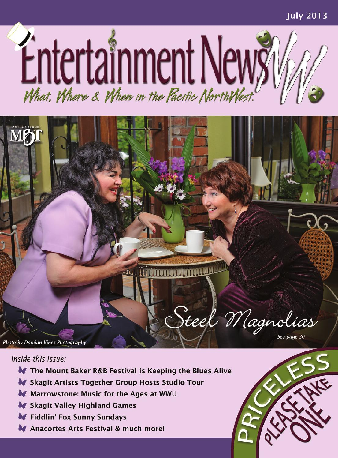 274cf16af Entertainment News NW-July 2013 by Entertainment News NW - issuu