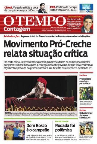 O Tempo Contagem - Sex, 28 06 2013 by Tecnologia Sempre Editora - issuu 0d6a2bd0e8