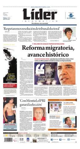 a1c0b9146 Lider20132806 by Líder Informativo - issuu