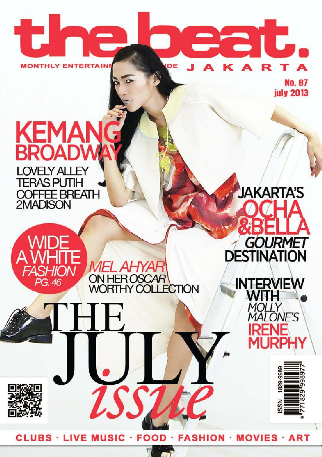 The Beat Jakarta 87 By Issuu Lingeri Sexsi Cd Mutiara