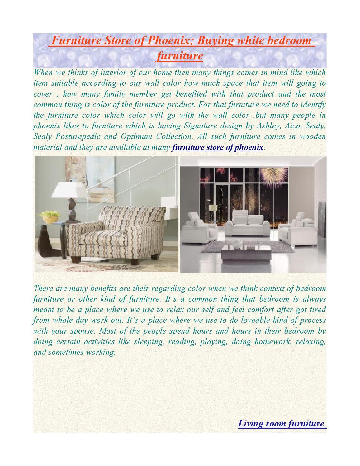 Furniture store of phoenix buying white bedroom furniture - Bedroom furniture stores phoenix az ...