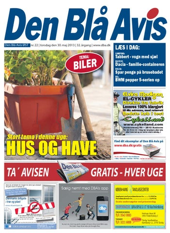b7da2389 Den Blå Avis ØST 22-2013 by Grafik DBA - issuu