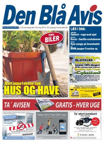 11ac3ef99d79 Den Blå Avis VEST 22-13 by Grafik DBA - issuu