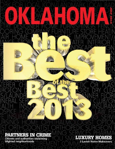 843890816b81 2013 July Oklahoma Magazine by Oklahoma Magazine - issuu