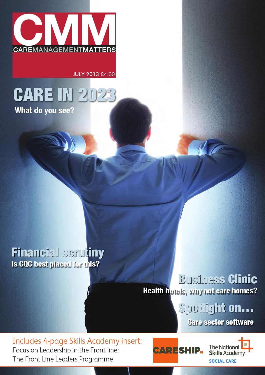 care management matters july/august 2013care choices ltd - issuu
