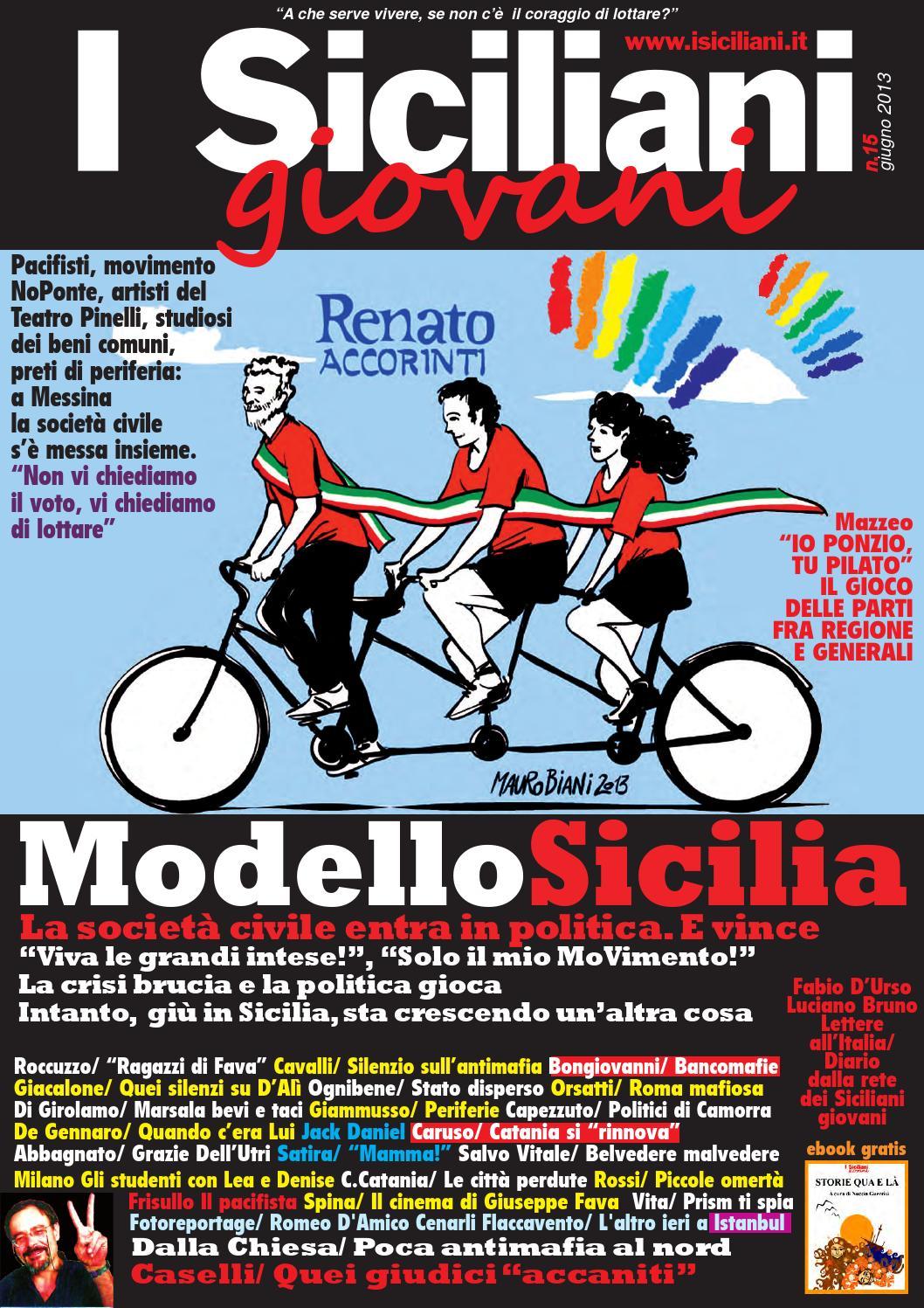 I Siciliani - giugno 2013 by I Siciliani - issuu 555f0de068d5