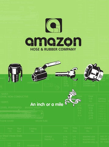 Page 1  sc 1 st  Issuu & Amazon Hose and Rubber Company by Amazon Hose and Rubber Company - issuu
