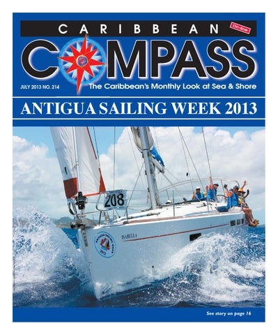 Caribbean compass yachting magazine by compass publishing issuu page 1 fandeluxe Choice Image