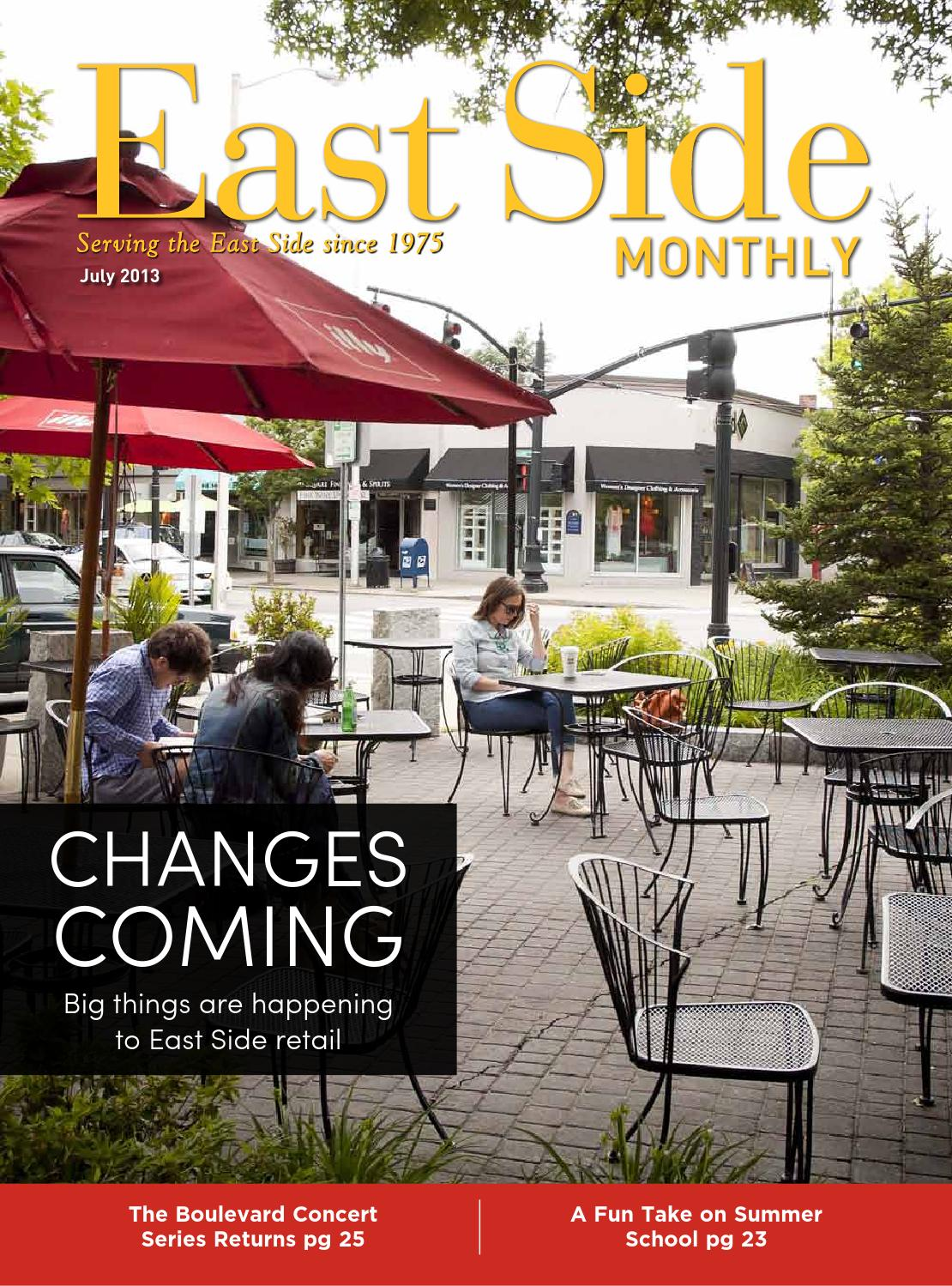 c1779cf0d0b2 East Side Monthly July 2013 by Providence Media - issuu