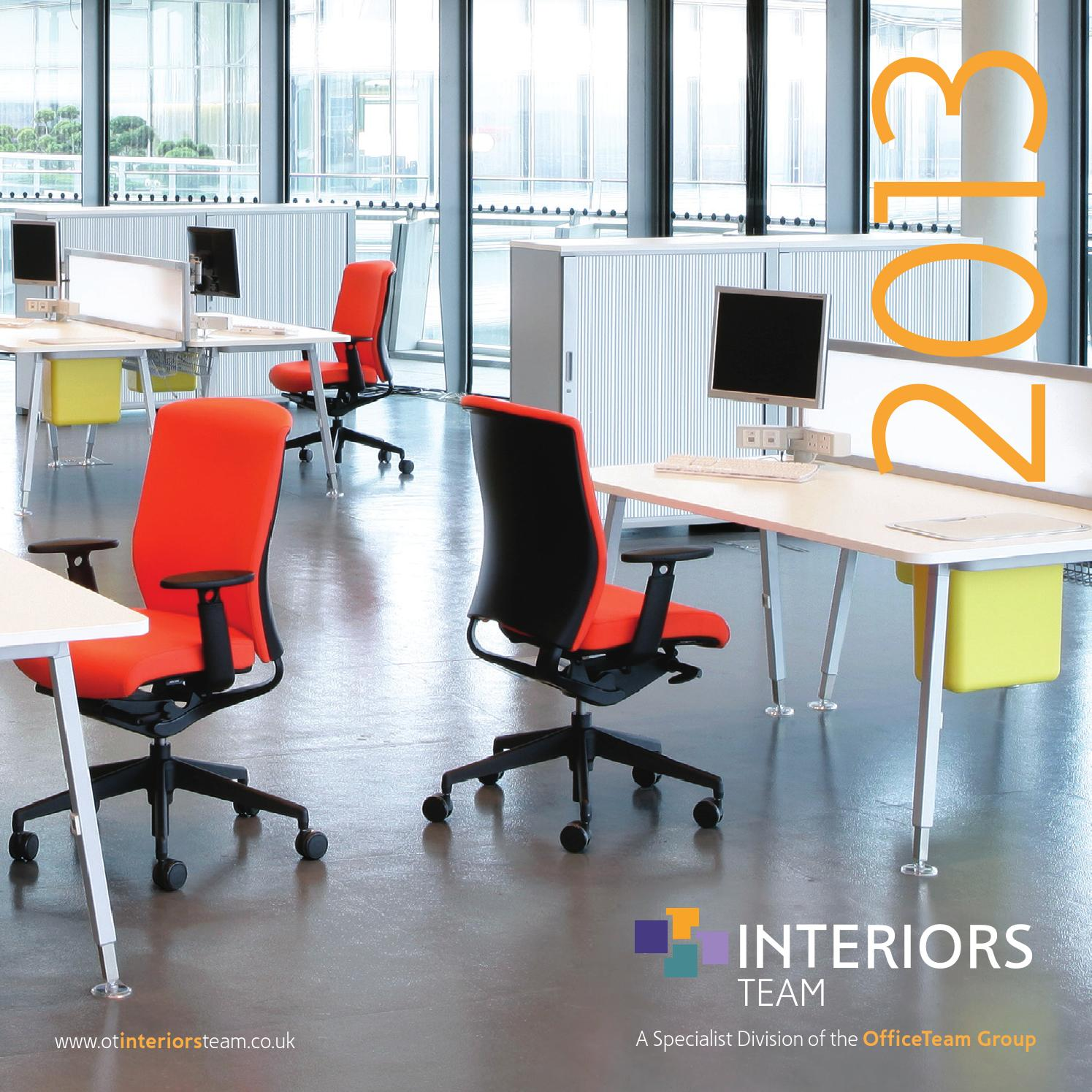 InteriorsTeam Office Furniture Catalogue 2013 By OfficeTeam   Issuu
