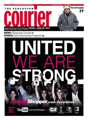 331ced20a29 Vancouver Courier June 28 2013 by Glacier Digital - issuu