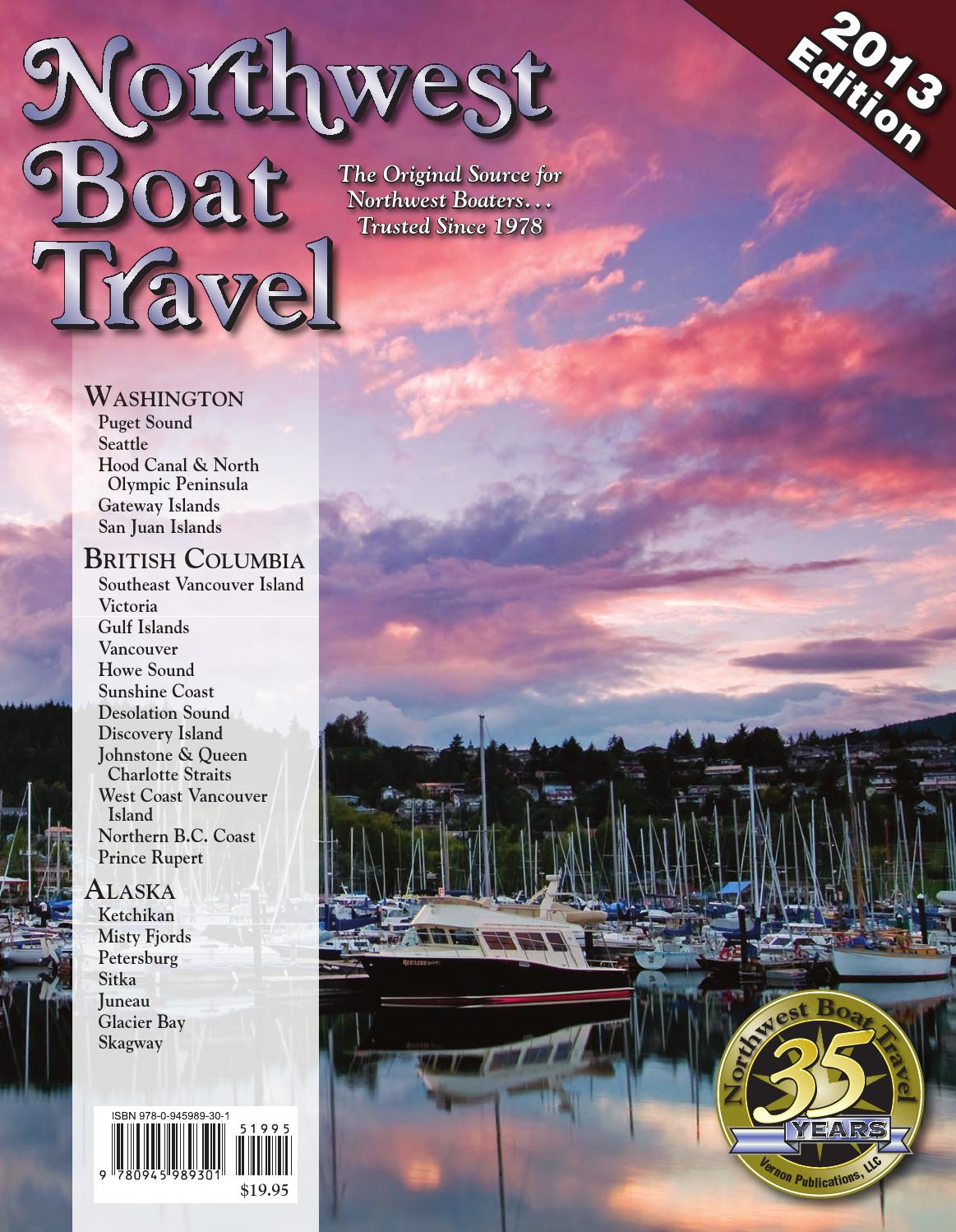 Northwest Boat Travel 2013 by Vernon Publications - issuu