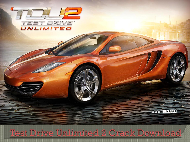 test drive unlimited crack download