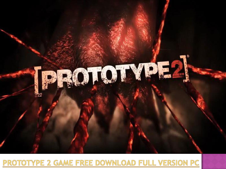 prototype 2 full pc game free download