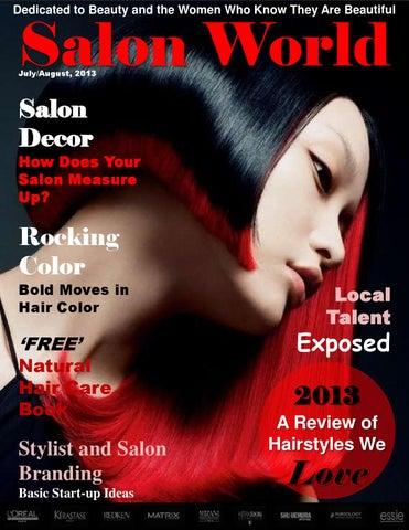 2416bd7f711 Salon Magazine, July/August 2015 by Salon Communications Inc. - issuu