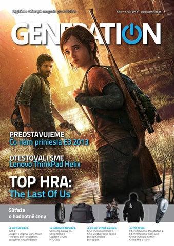 Generation magazín  019 by Generation magazine - issuu 9b62e8cdf0