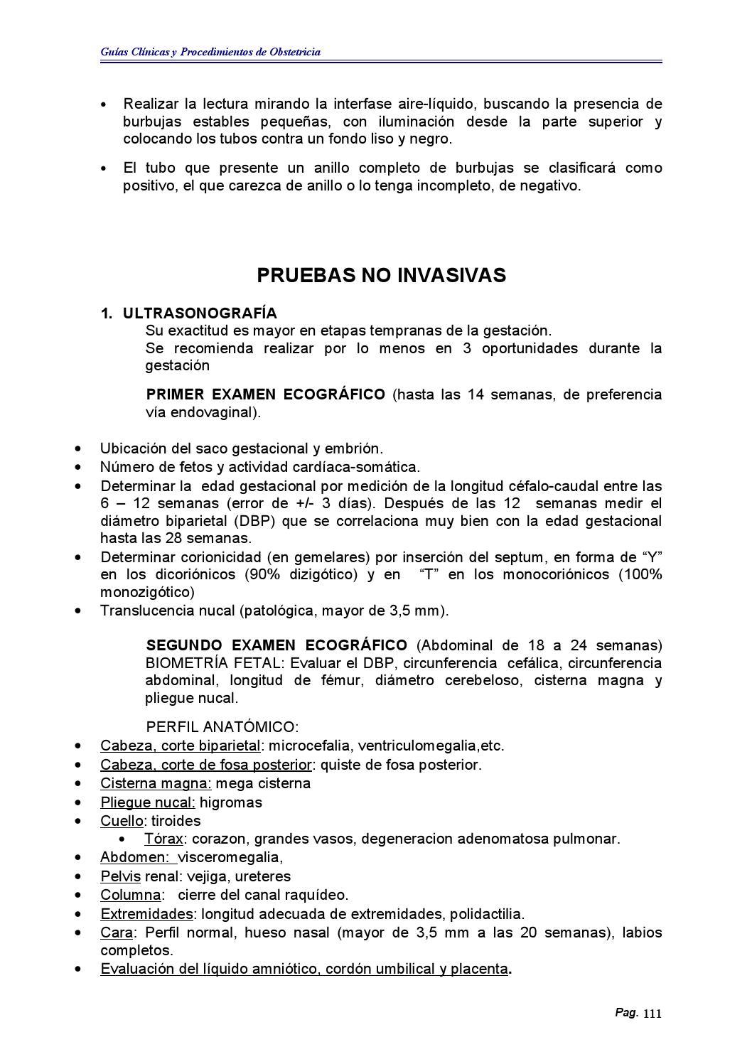 Guias de procedimientos de obstetricia by Miranda - issuu