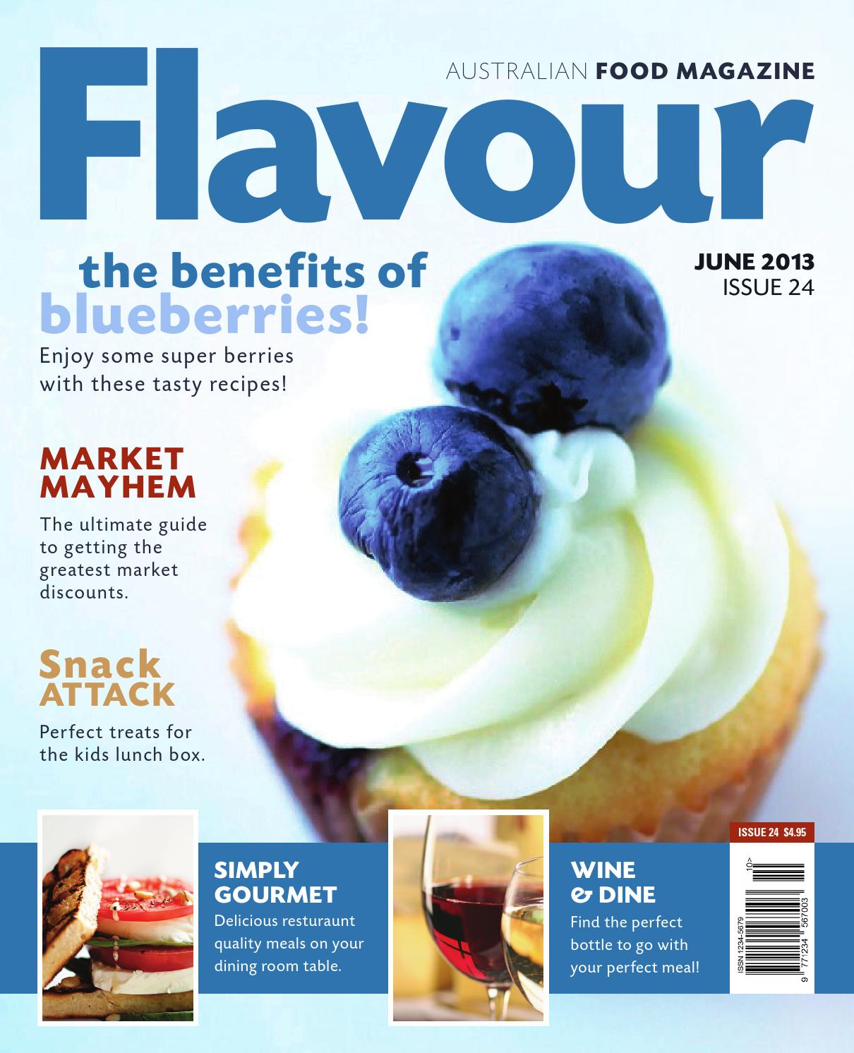 Flavour Food Magazine Example Spreads By Rachel Issuu