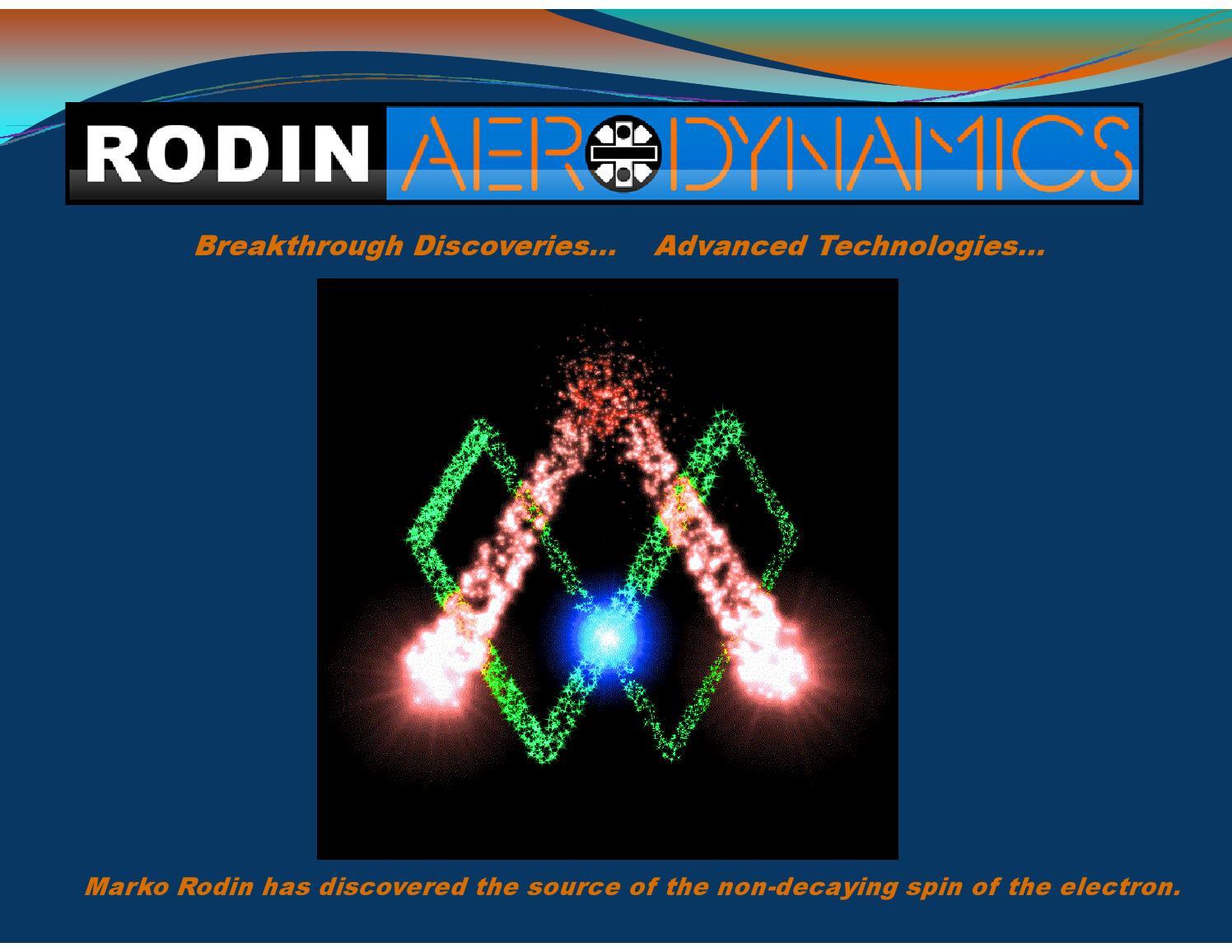 Rodin Coil Antenna Diagram Aerodynamics Presentation Science To Sage Issuu 1496x1156