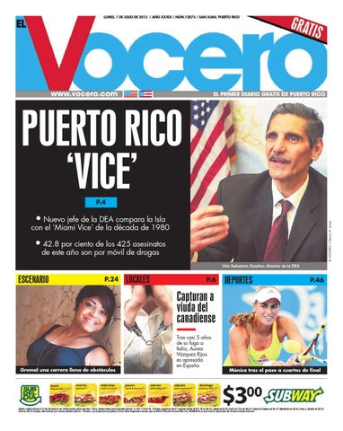 Edición 1 de Julio 2013 by El Vocero de Puerto Rico - issuu