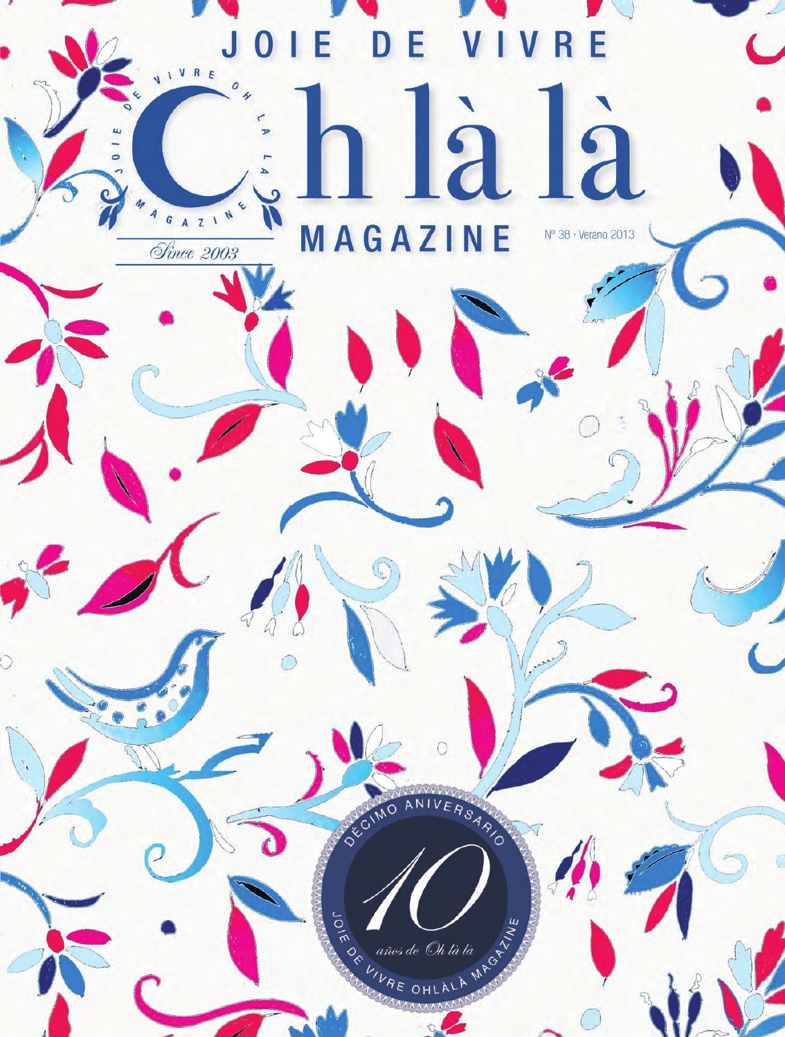 Verano Edición Ohlala 2013 Magazine 38 0nwk8OP