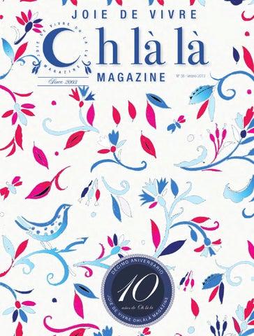 Ohlala Magazine Edición 38 Verano 2013 by Ohlala Magazine - issuu 039370025ed93