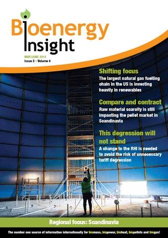 Bioenergy May/June 2013 by Woodcote Media Ltd - issuu