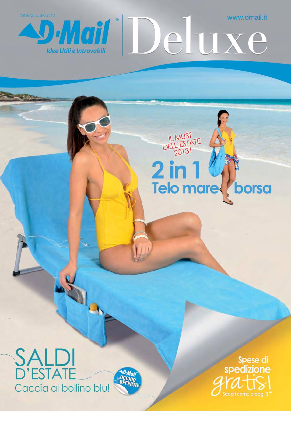 Dmail Deluxe Luglio 2013 IT by Venro Direct SRL issuu