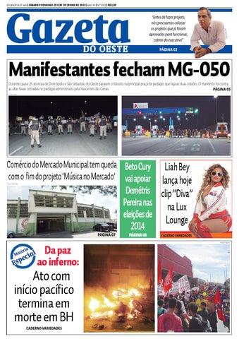 Edição Gazeta do Oeste 2102 by Portal G37 - issuu 6bb6e41ecc954