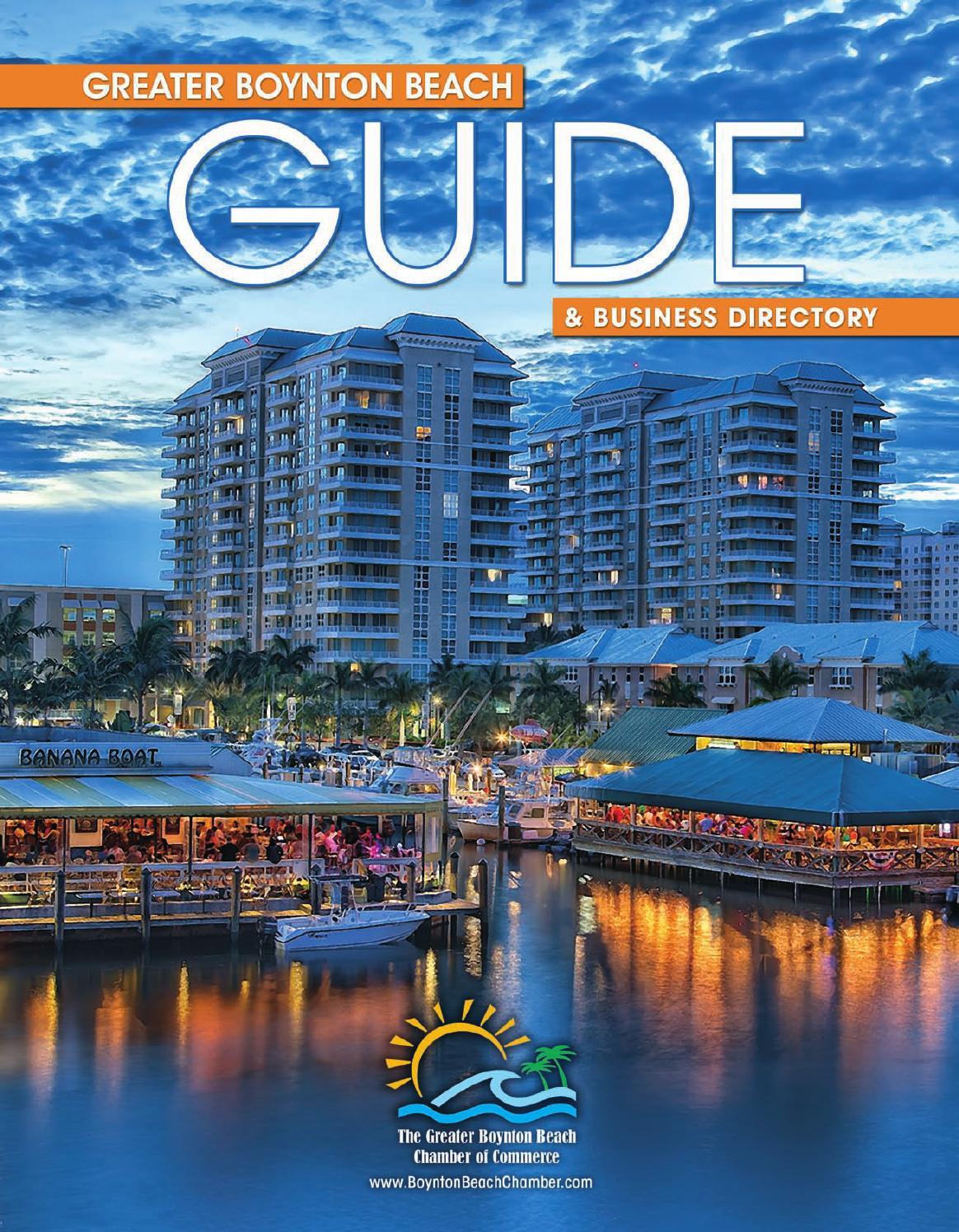 boynton beach fl community guide by townsquare publications llc