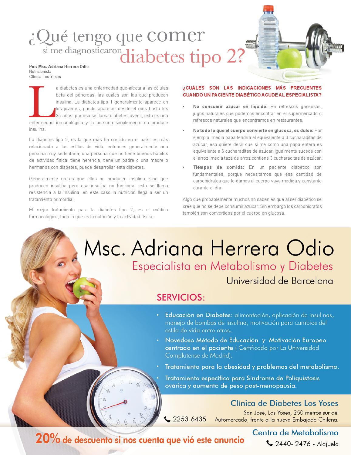 diabetes tipo 1 dificultades en la vida
