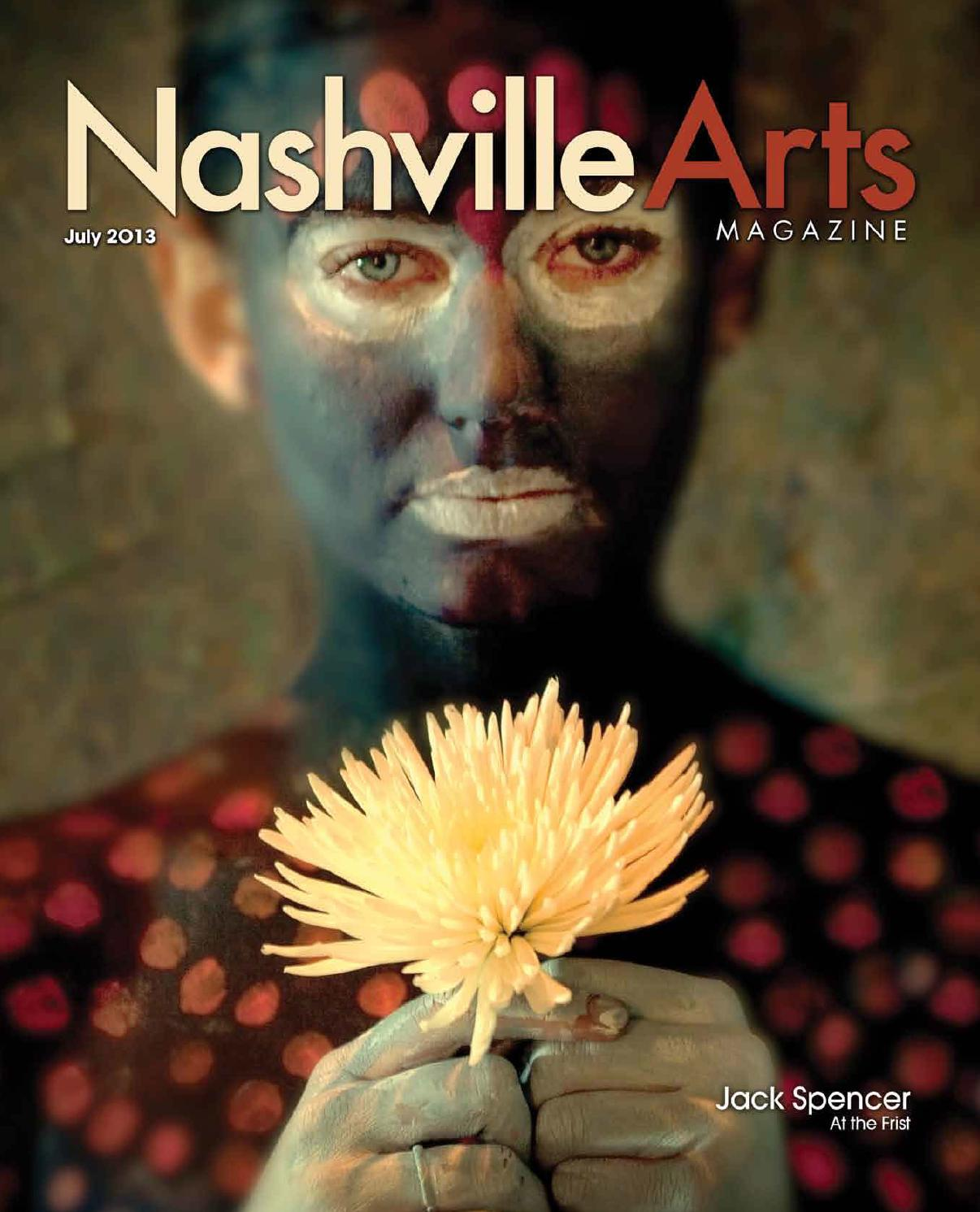 August 2014 Nashville Arts Magazine by Nashville Arts Magazine - issuu