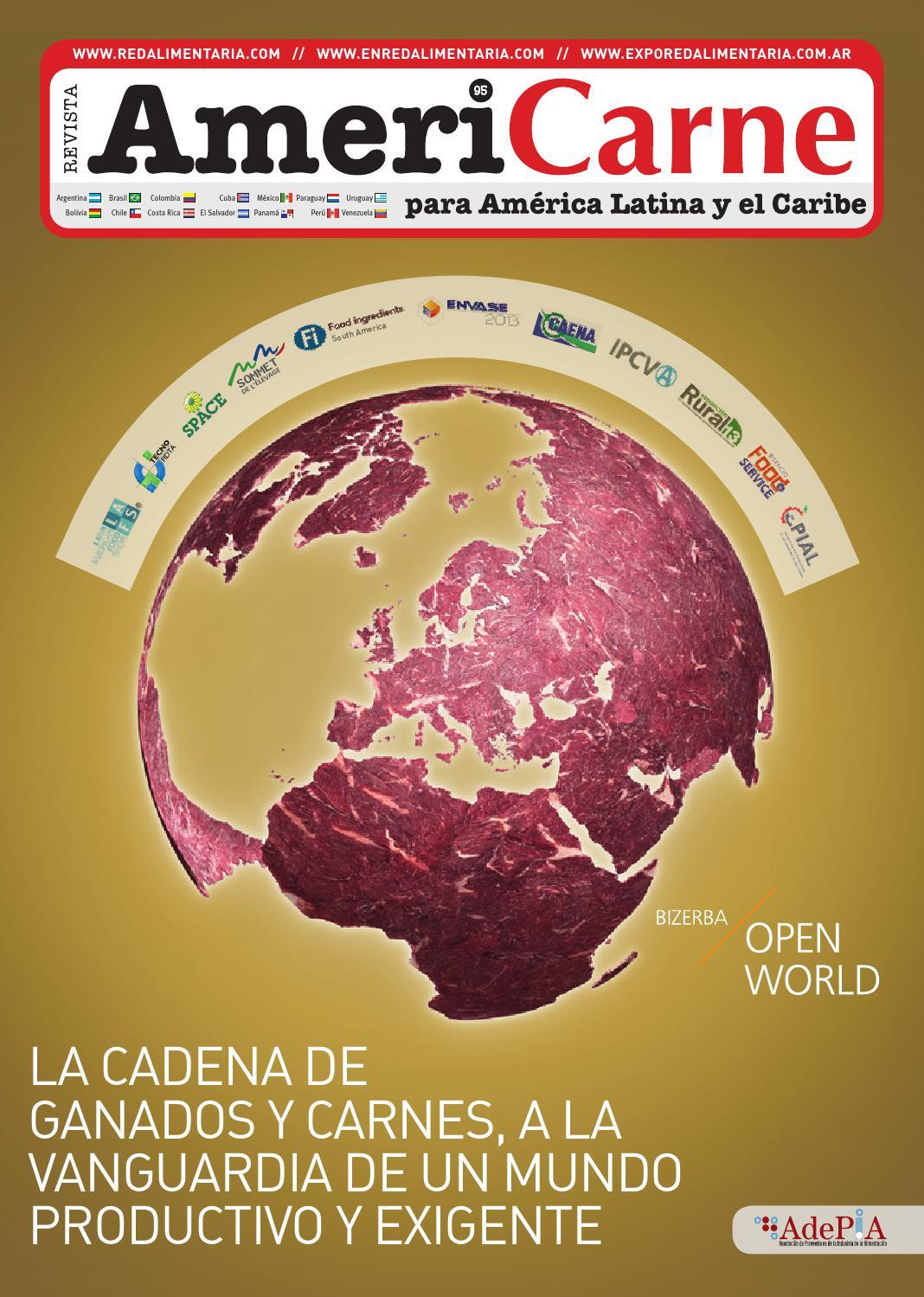 AmeriCarne 95 by Red Alimentaria - issuu