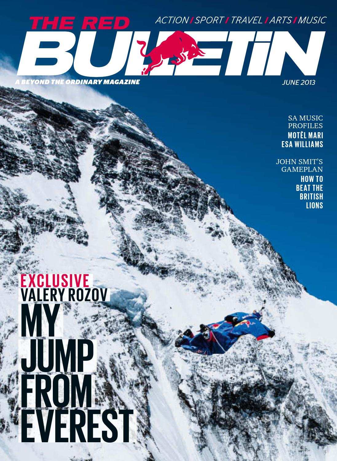 The Red Bulletin June 2013 – ZA by Red Bull Media House - issuu