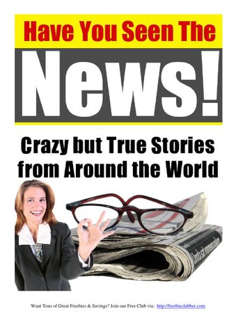 01dd4012275 Have You Seen The News! by Max Diamond - issuu
