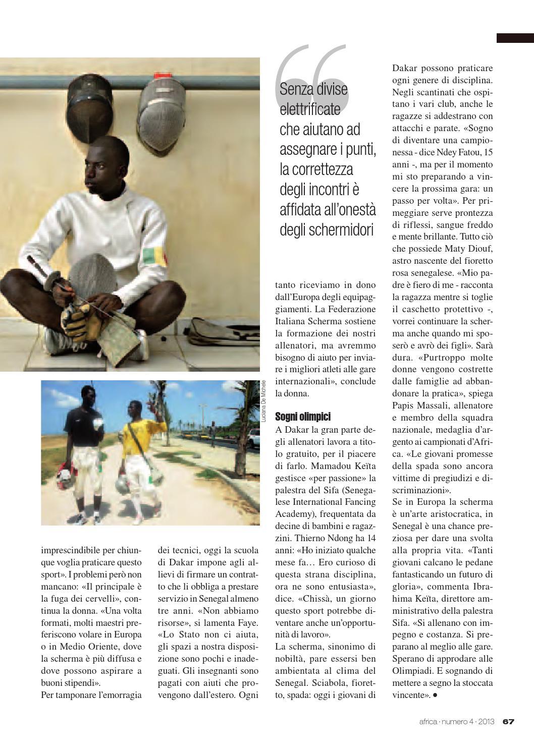Dakar Senegal incontri