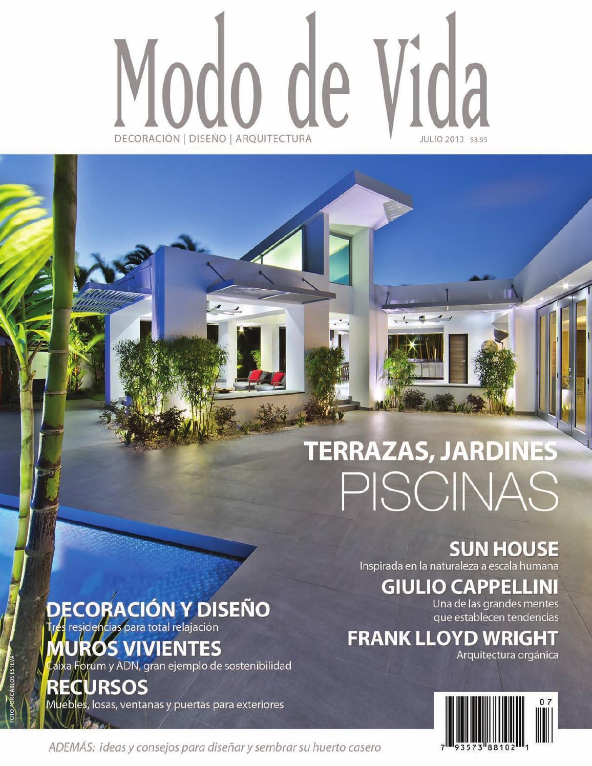 July 2013 by modo de vida issuu for Casas con piscina para alquilar en puerto rico