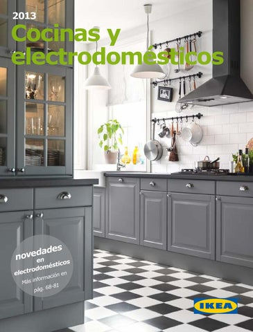 Ikea Cocinas 2013 By Supercatalogos Es Issuu
