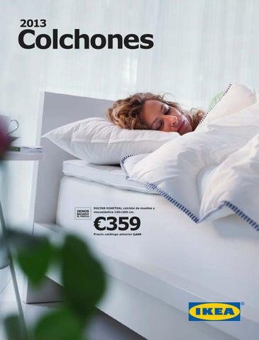 Ikea Colchones 2013 By Supercatalogos Es Issuu