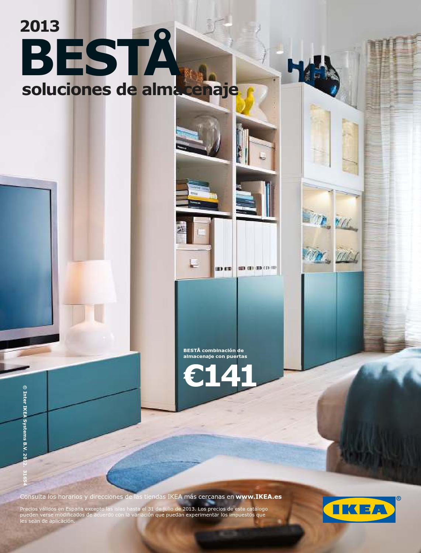 Ikea besta 2013 by issuu - Besta combinaciones ...