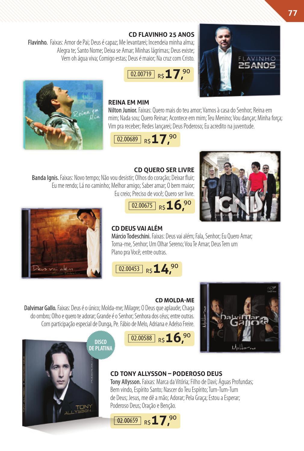 CD NOVO CANO NOVA FLAVINHO BAIXAR