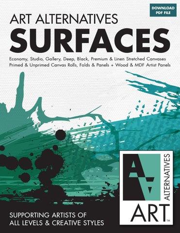 Art Alternatives Surfaces Catalog by MacPherson's - issuu
