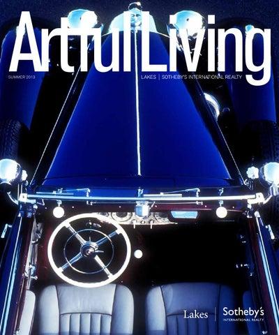 Artful Living Summer 2013 By Artful Living Magazine Issuu