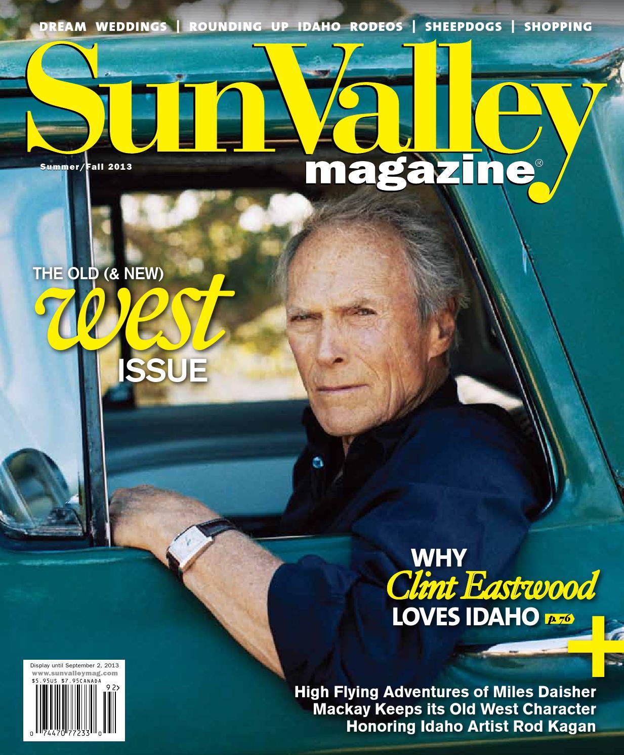 sale retailer 56dab 51617 Sun Valley Magazine   Summer 2013 by Sun Valley Magazine - issuu