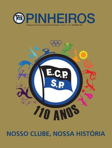 PINHEIROS Publicação oficial mensal do Esporte Clube Pinheiros 47a68f44f7e46