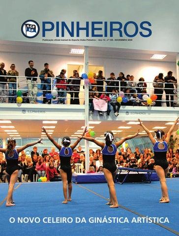 c01d9286b6 PINHEIROS Publicação oficial mensal do Esporte Clube Pinheiros