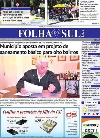 fbc98a5009 Folha do Sul Gaúcho Ed. 965 (03 07 2013) by Folha do Sul Gaúcho - issuu