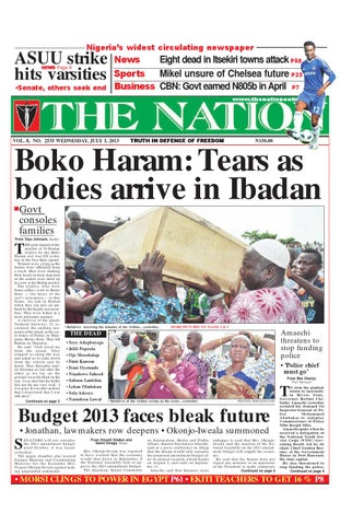 The Nation July 03 2013 By The Nation Issuu