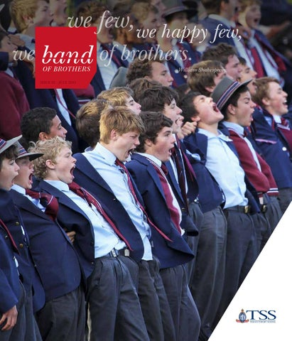 The Southport School Band of Brothers Issue 2 by The